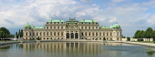 Oberes Belvedere (Bild: Hans Peter Schaefer, Wikimedia, GNU)