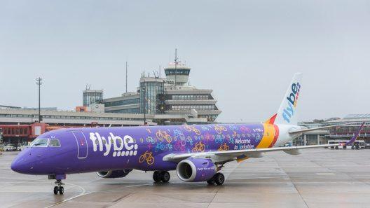 Ab sofort verbindet Flybe die deutsche Hauptstadt mit der walisischen Hauptstadt Cardiff. (Bild: © Günter Wicker / Flughafen Berlin Brandenburg GmbH)