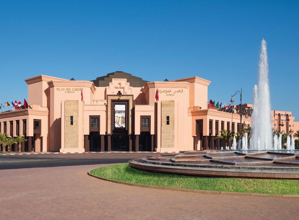 Neues globales Event-Zentrum: Mövenpick Hotel Mansour Eddahbi Marrakech