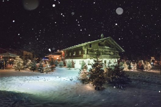 Ab 2016 bereichert der Achensee mit dem Bergadvent und der Seeweihnacht die Adventszeit in Tirol - Gruppe. (Bild: Advent in Tirol / AchenSee Weihnacht - Hannes Senfter)