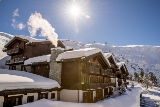 Riffelalp Resort (Bild: Zermatt Tourismus)