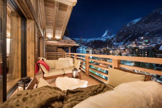 7 Heavens (Bild: Zermatt Tourismus)