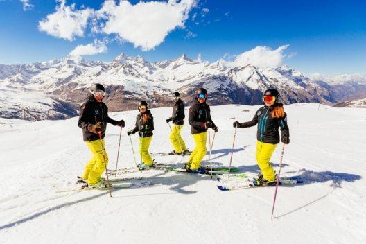 In Zermatt sprechen die Skilehrer auch Chinesisch. (Bild: Diamonds)
