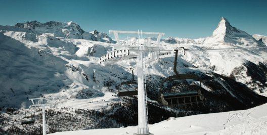 Sesselbahn Gant-Blauherd (Bild: Zermatt Tourismus)