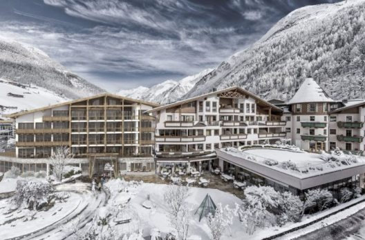Das Central in Sölden (Bild: Das Central)