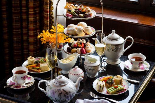 Fairmont Hotels Resorts Afternoon Tea (Bild: © Fairmont Hotels Resorts)