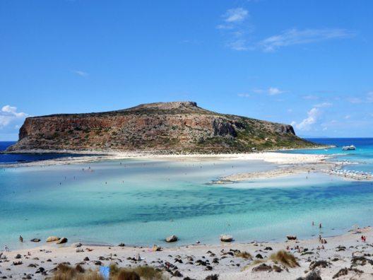 Kreta, Balos (Bild: © visitgreece)