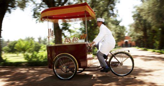Ice Cream Cart Driving (Bild: © La Mamounia)