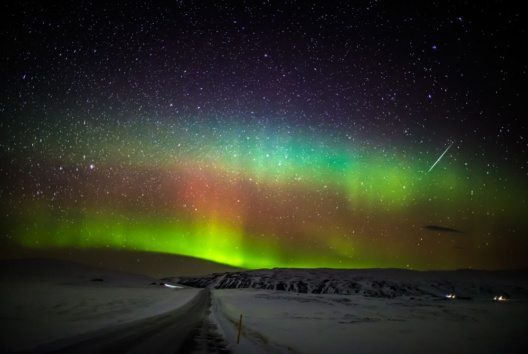 Es ist möglich, eine Polarlicht-Tour in Island zu reservieren. (Bild: Ragnar Th. Sigurdsson)
