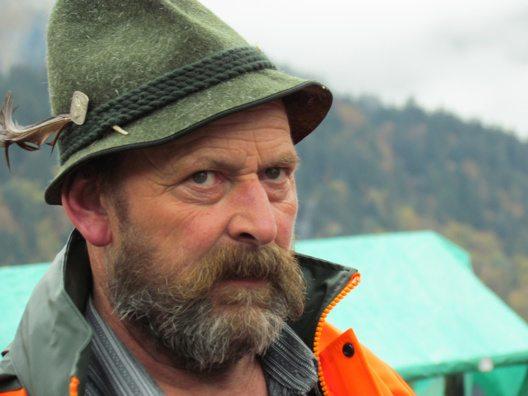 Werner Hurschler (Bild: © Pia Hess)