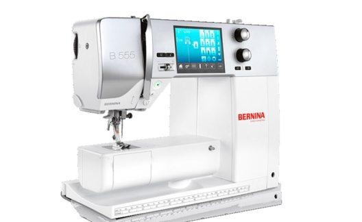 Bernina 555 (Bild: BERNINA / bernina.com)