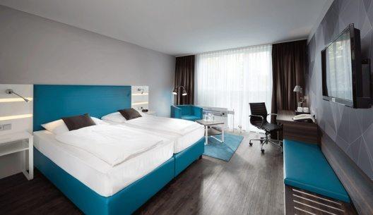 Das Best Western Hotel Sindelfingen City hat 135 Zimmer und bietet zwei flexible Tagungsräume für bis zu 100 Personen.