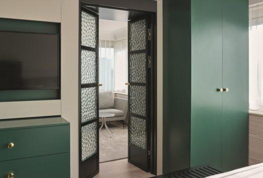 Der neue Vitality Room ist eine heitere und stilvolle Oase mit einer massgeschneiderten Wellness-Ausstattung.