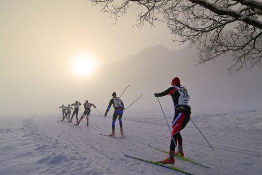 Internationaler Dolomitenlauf in Lienz (Bild: Osttirol Werbung/Zlöbl)