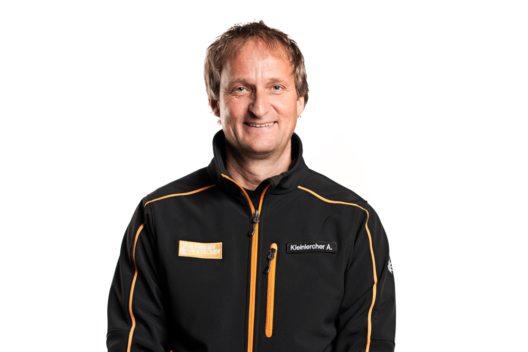 """""""Vor allem kommen die Gäste schneller auf den Berg"""", sagt Seilbahndirektor Andreas Kleinlercher über die neue 3S-Bahn."""