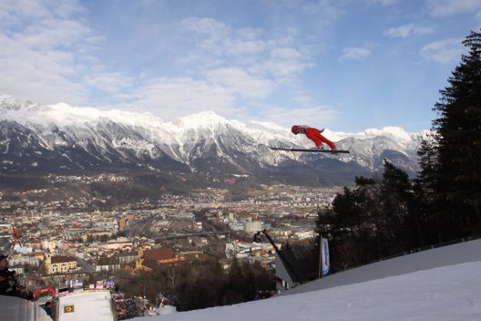 Vierschanzentournee am Bergisel bei Innsbruck (Bild: Tirol Werbung)
