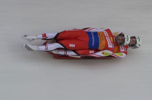 Rodel-WM in Innsbruck-Igls (Bild: Österreichischer Rodelverband)