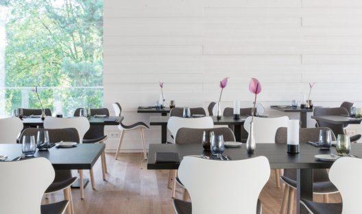 Zwei Millionen Euro investiert: Das Best Western Plus Atrium Hotel in Ulm bietet seinen Gästen sowie Interessierten fortan zwei Restaurants an - das Siedepunkt sowie das 100 Grad (im Bild).