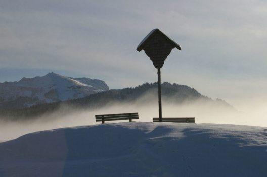 Zauberhafte Berglandschaft bei Prien am Chiemsee (Bild: Prien Marketing)