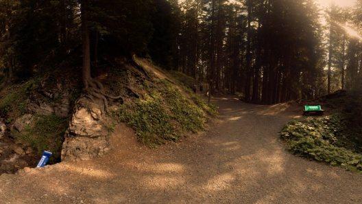 Der Eichhörnchenweg als Virtual Reality Kampagne