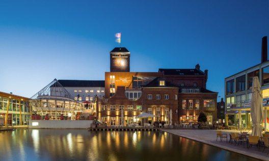 Factory Hotel in Münster (Bild: Design Hotels)