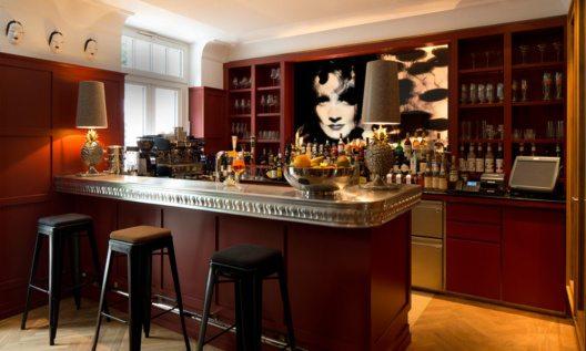 La Maison Champs Elysées in Paris (Bild: Design Hotels)