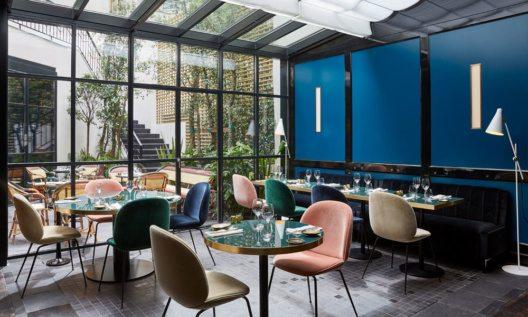 Le Roch Hotel & Spa in Paris (Bild: Design Hotels)