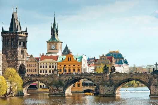 Prag (Bild: © Thomas Cook / Bucher Last Minute)