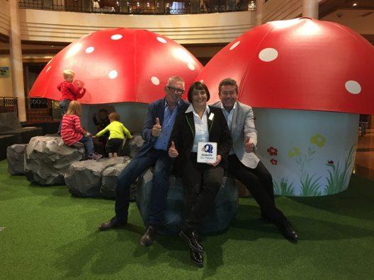 Kinderhotel Oberjoch erhält Schweizer Q2-Gütesiegel. (Bild: Kinderhotel Oberjoch)