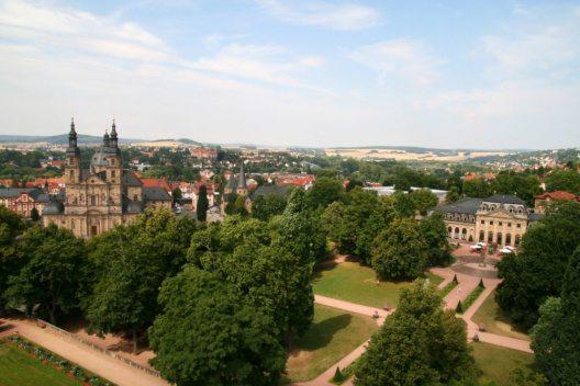 Die Barockstadt Fulda (Bild: Jennifer Stone – Shutterstock.com)