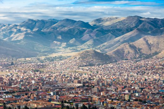 UNESCO-Welterbestätte Cusco (Bild: © saiko3p - shutterstock.com)