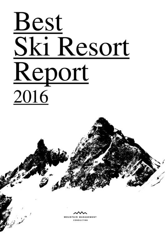 Best Ski Resort Report 2016 (Bild: © Mountain Management)