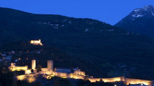 Bellinzona lockt mit seinen Burgen, Palazzi und Traditionen. (Bild: Christof Sonderegger)