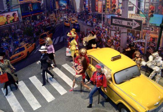 Expo Barbie (Bild: Destination Québec)