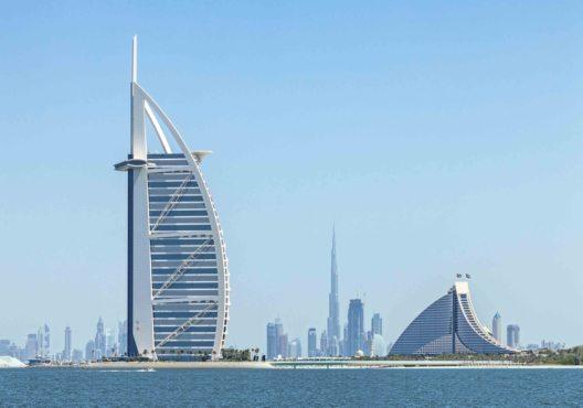 Vereinigte Arabische Emirate, Dubai - Burj Al Arab