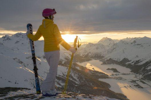 Region Engadin St. Moritz im Winter (Bild: © Engadin St. Moritz)
