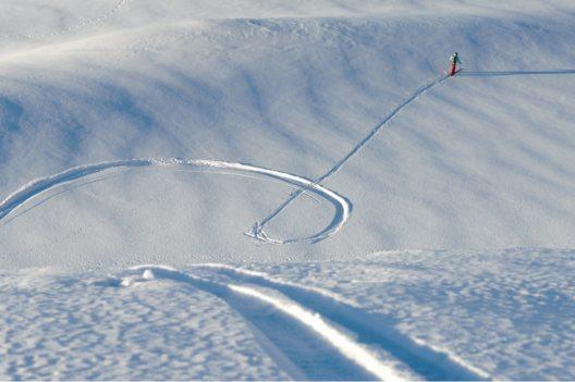 Freerider im Arlberggebiet (Bild: © Sepp Mallaun)