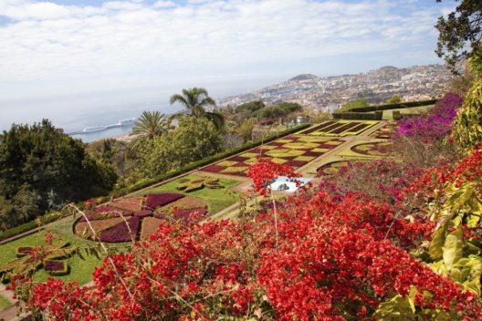 Madeira (Bild: Germania Flug AG)