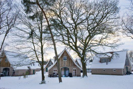 Weihnachtsstimmung inklusive: die Landal-Ferienparks im Winter. (Bild: Landal GreenParks GmbH)