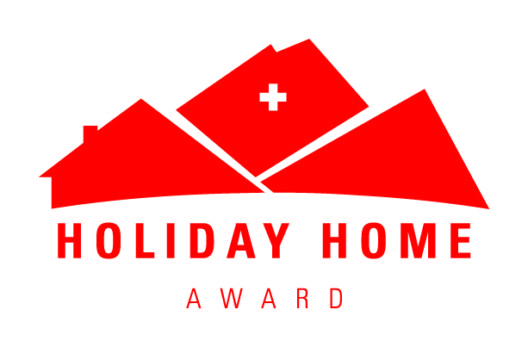 Logo Swiss Holiday Home Award (Bild: © Swiss Holiday Home Award / e-domizil AG)
