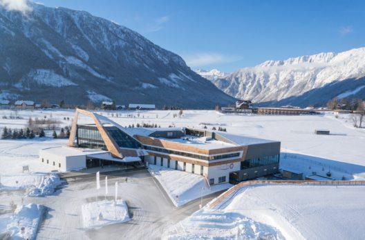 Luftaufnahme WinterSüd (Bild: © M.Baumgartner)