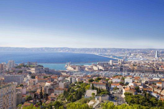 Frankreich, Marseille