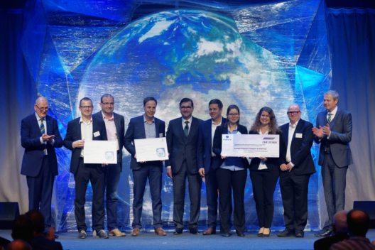Verleihung Zurich Klimapreis 2016 Schweiz und Liechtenstein (Nr. 5) in der Umwelt Arena Spreitenbach. (Bild: © THOMI STUDHALTER / ZURICH VERSICHERUNG)