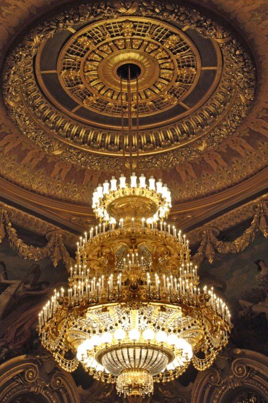 Salle Garnier (Bild: Monaco Tourismus- und Kongress Büro)
