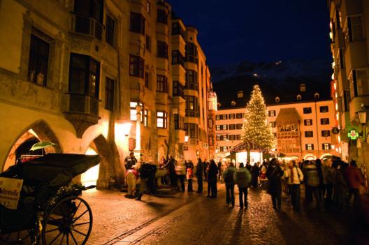 Christkindlmarkt Innsbruck (Bild: Tirol Werbung / Moser Laurin)