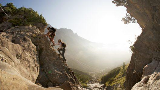 Neuer Kletterführer für die Ferienregionen Imst, Pitztal und Ötztal (Bild: © Imst Tourismus/Martin Lugger)