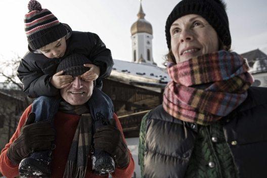 Die Gäste können den Winterzauber aber auch anders erleben. (Bild: © marktgarmischpartenkirchen_uliwiesmeier)