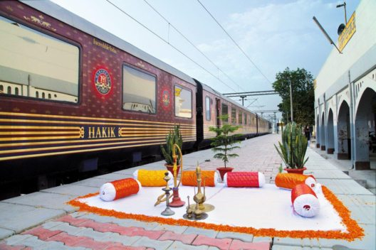 Maharajas Express in Indien (Bild: Travelhouse)