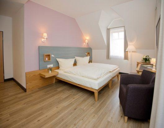 Landgasthaus Okelmann - Moderne Zimmer im Landhausstil
