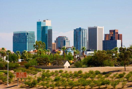 Phoenix, Arizona (Bild: Andrew Zarivny – Shutterstock.com)